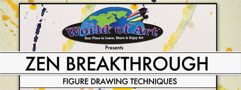 Figure Drawing Instructional DVD